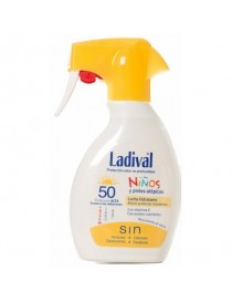 LADIVAL NIÑOS SPF 50 SPRAY 200 ML