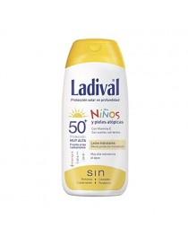 LADIVAL NIÑOS FPS 50+ LECHE 200 ML