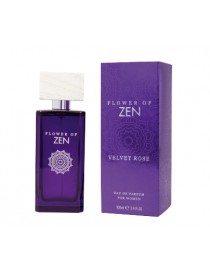 FLOWER OF ZEN PERFUME MUJER VELVET ROSE 100 ML