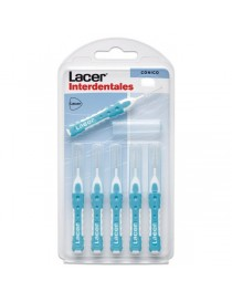CEPILLO LACER INTERDENTAL CONICO 6 UNIDADES