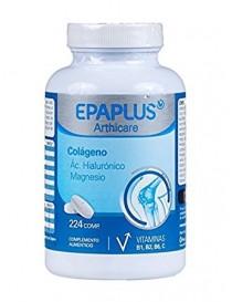 EPAPLUS COLAGENO + HIALURONICO + MAGNESIO 448 CO