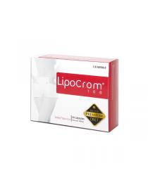 NUTRICION CENTER LIPOCROM 100 20 CAPS