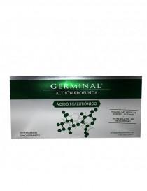 GERMINAL ACCION PROFUNDA ACIDO HIALURONICO 1 ML