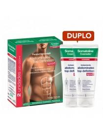 Somatoline DUPLO Hombre Abdominales Top Definition SPORT, 200+20