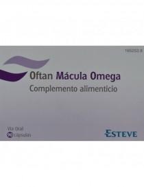 Oftan Macula Omega 90 Cápsulas