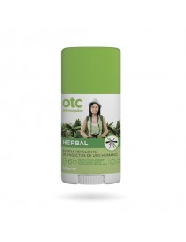 OTC ANTIMOSQUITOS HERBAL BARRA REPELENTE DE INSECTOS 50 ML