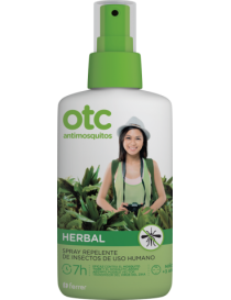 OTC MOSQUITOS HERBAL SPRAY 100 ML