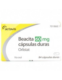 BEACITA 60 MG 84 CAPSULAS (BLISTER)