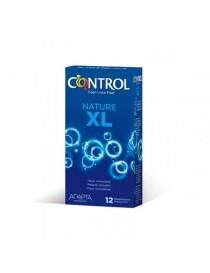 PROFILACTICOS CONTROL ADAPTA XL 12UN
