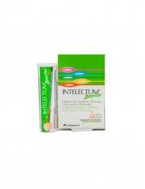 INTELECTUM BOOSTER 20 COMP EFERV