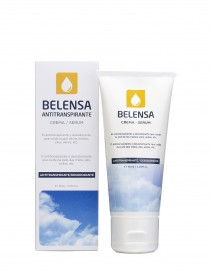 BELENSA CREMA SERUM ANTITRANSPIRANTE 60 ML