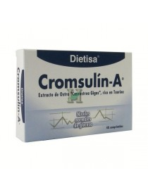 CROMSULIN A EXTRACTO OSTRA 48 COM DIETISA